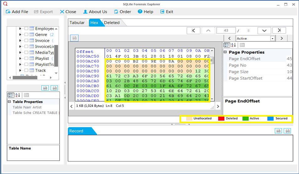categorize - tabular - export skype contacts to csv