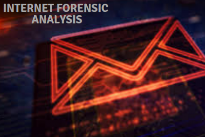 Internet forensic analysis